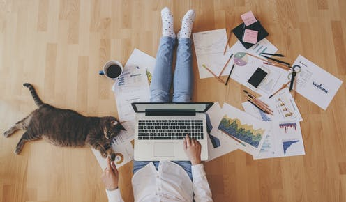 The Remote Working Employee